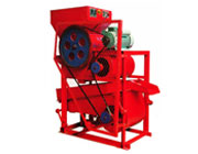 peanut shelling machine in small capacity oil pressing assembly line