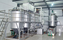 3tpd grape seed oil refining line